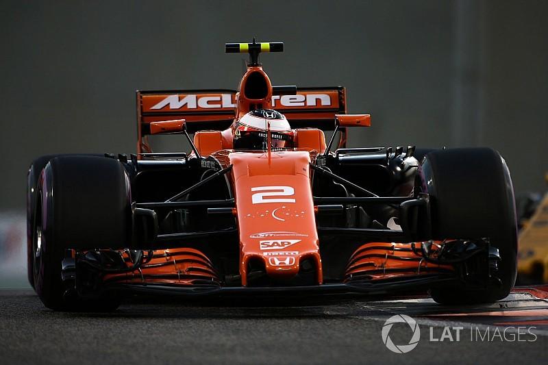 Техногалерея Ф1: як  McLaren MCL32 еволюціонував протягом 2017 року