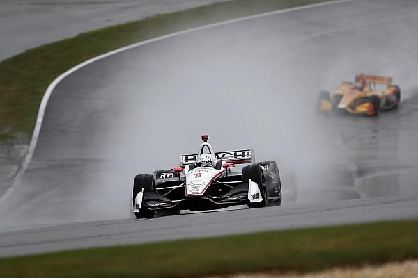 IndyCar Newgarden surpris par le pari de ses adversaires en slicks