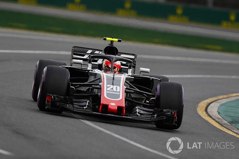 Magnussen: Alonso, Haas McLaren'i mağlup ettiği için