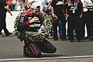 IndyCar Power schreeuwde zich door laatste ronde Indy 500