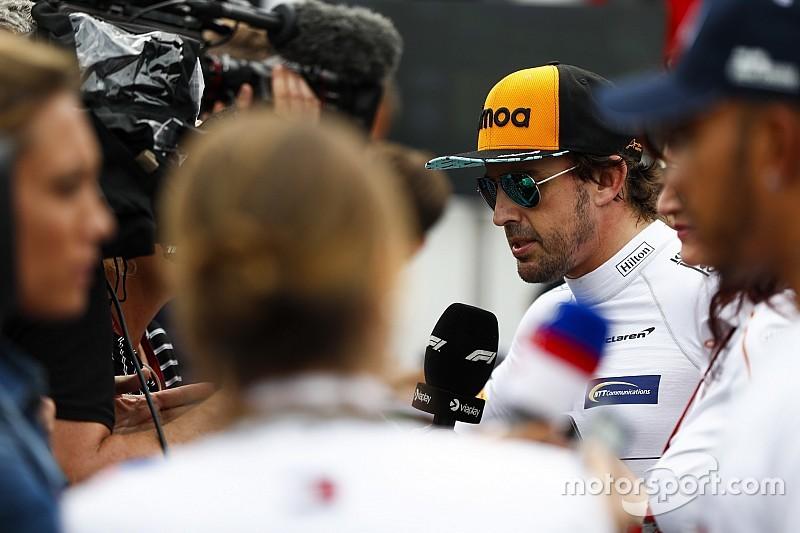 Alonso: halljátok meg az iróniát és a humort is!
