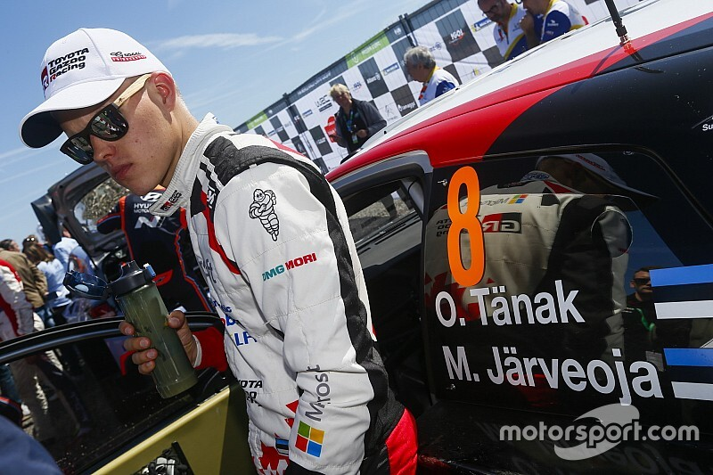 WRC drivers select permanent numbers for first time