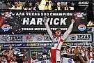NASCAR Cup Харвик одержал победу в Техасе