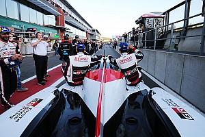 WEC Noticias La intensa preparación que llevó a Alonso a ganar en Spa