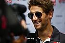 """Grosjean droomt nog van Ferrari: """"Maar moet topwerk leveren"""""""