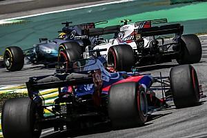 Fórmula 1 Artículo especial Análisis: movimientos dramáticos sin nada que perder en Brasil