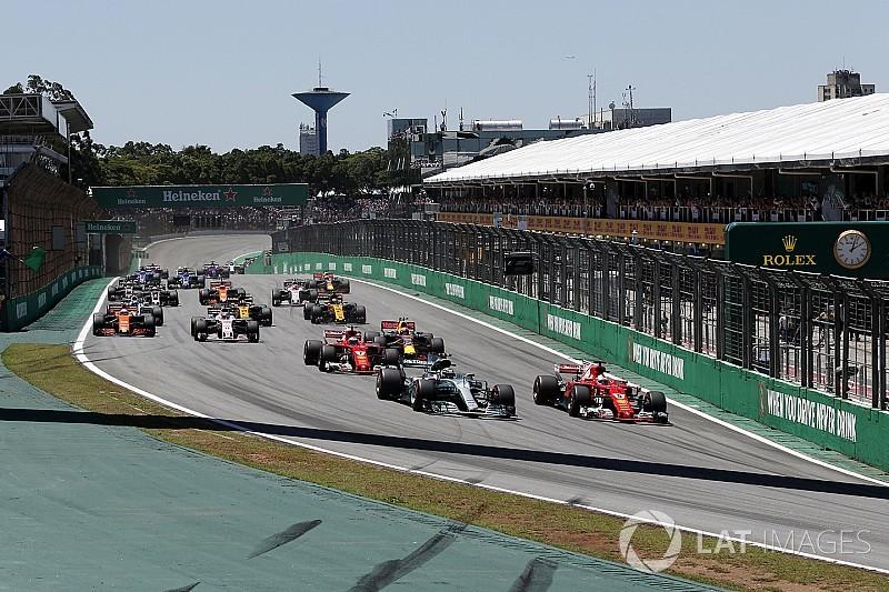 Course - Vettel gagne, Hamilton en champion!