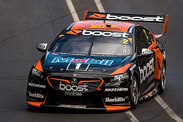 Supercars Breaking news BTCC champion Sutton makes Supercars test debut