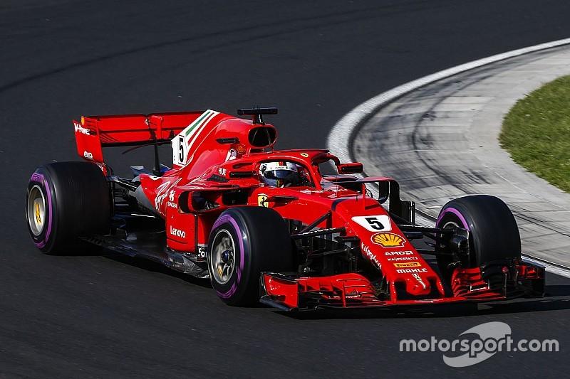 Ferrari still has