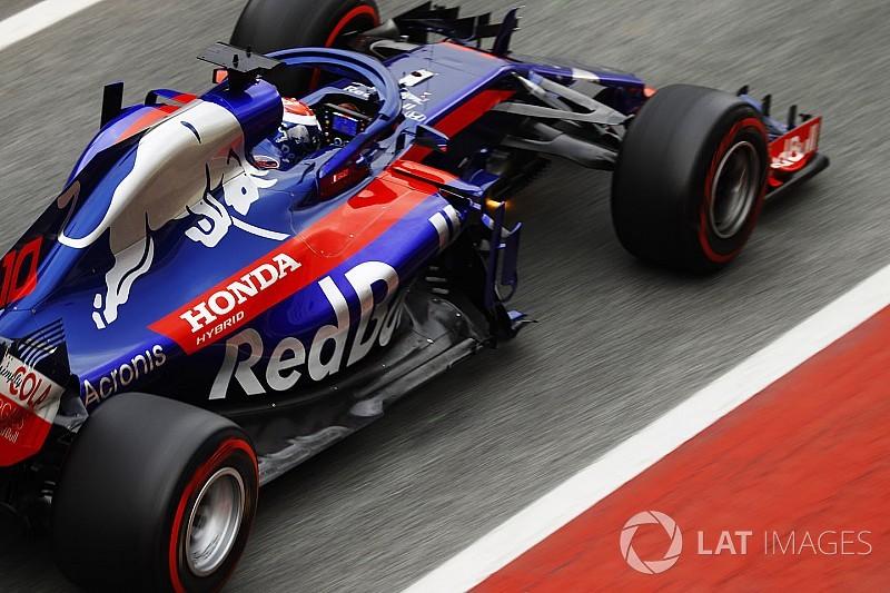 """Toro Rosso """"saboreia"""" liberdade com Honda"""