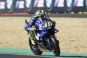 """MotoGP Últimas notícias Rossi se alegra com 3º: """"pude ser rápido a prova toda"""""""