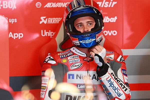 Dovizioso gave Ducati exit serious consideration