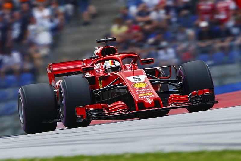 GP d'Ungheria: Vettel il pilota ad aver scelto più Ultrasoft tra i top team