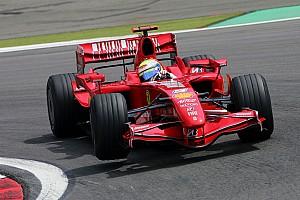 Formula 1 Özel Haber Massa'nın F1'de kullandığı araçlar