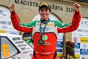 ERC Ultime notizie Marijan Griebel rinuncia al WRC per proseguire nell'ERC nel 2018