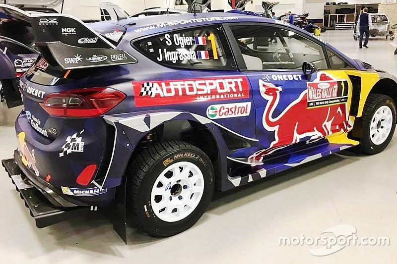 Autosport International backs M-Sport's Ogieron Rally GB