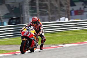 """MotoGP Noticias Márquez: """"Todo salió mal, por eso salgo séptimo"""""""