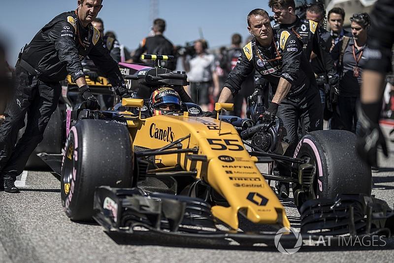 """Renault хоче перемогти в Ф1 у """"півноги"""""""