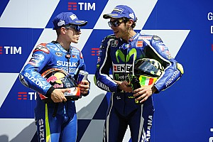 MotoGP Special feature Randy Mamola: Rossi and Vinales, the friendship with an expiry date