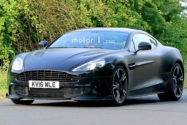 Auto Actualités Une DBS Superleggera pour remplacer l'Aston Martin Vanquish