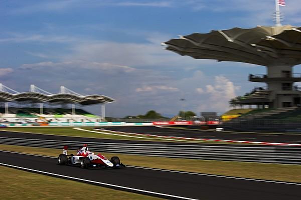 GP3 Sepang GP3: Albon grabs Race 1 victory as De Vries hits Leclerc