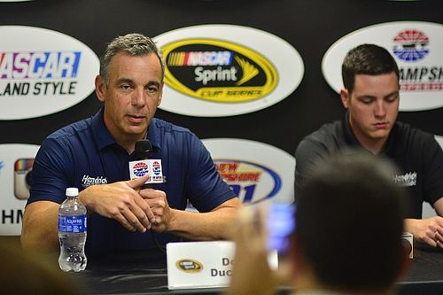 Former Hendrick GM Doug Duchardt joins Chip Ganassi Racing