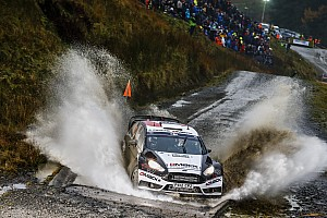 WRC Leg report Wales WRC: Ogier and Tanak maintain status quo on Saturday afternoon