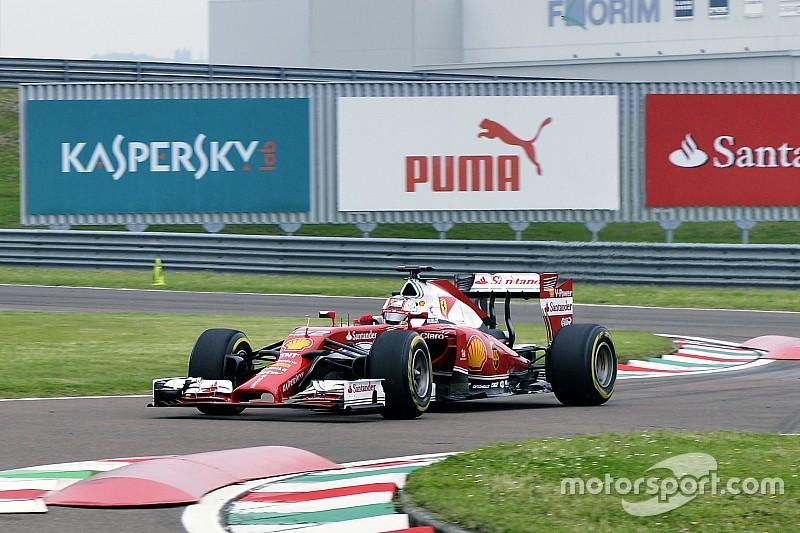 Леклер вперше сів за кермо машини Формули 1