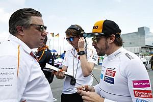 """Alonso planea """"muchas más"""" carreras en 2019"""