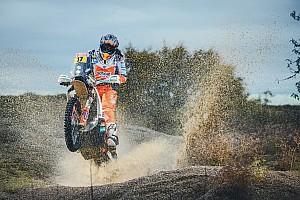 El calvario de Laia Sanz para participar en su 9º Dakar