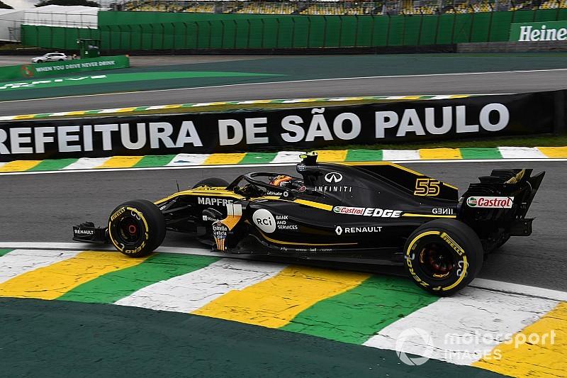 Sainz dice que Renault