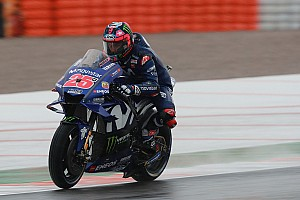 Vinales: New number part of reset after