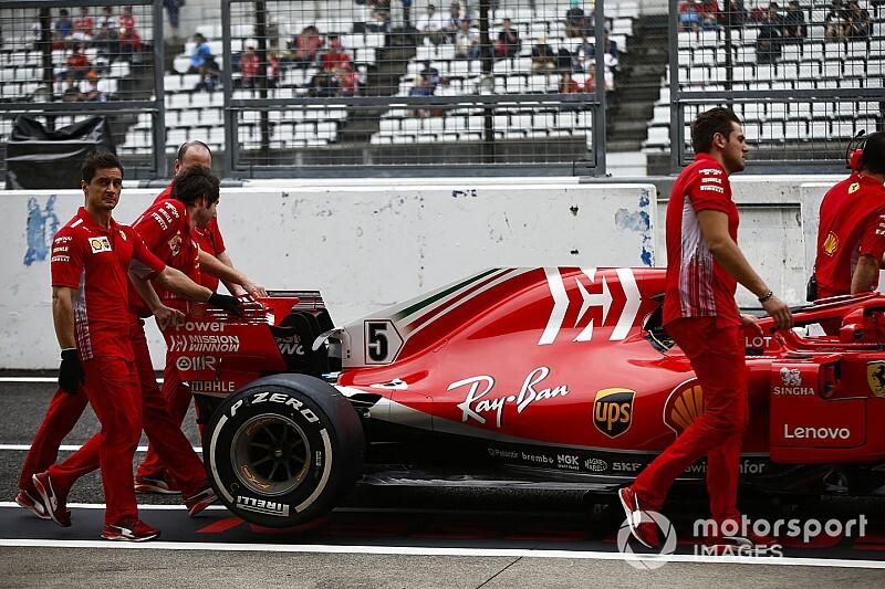 El hundimiento de Ferrari no tiene que ver con los sensores de la batería