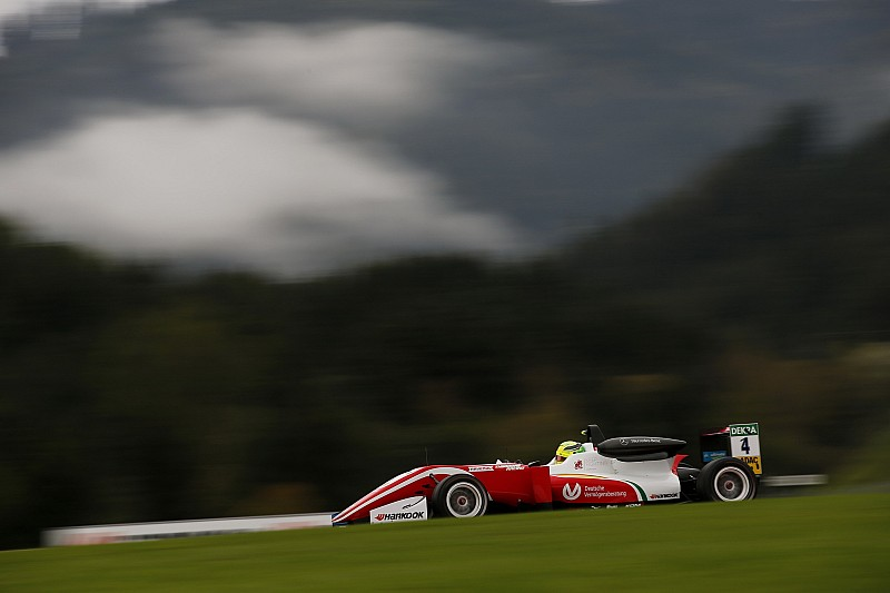 Mick Schumacher concede il bis in Gara 2 al Red Bull Ring, Ticktum si ritira nel finale