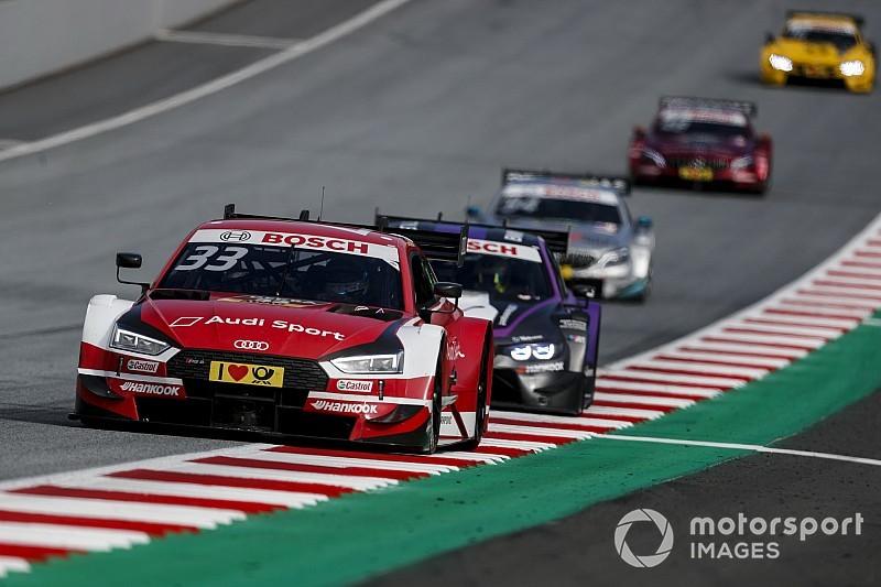 Audi, DTM'de pilotlar şampiyonluğu için yarışmayı beklememiş