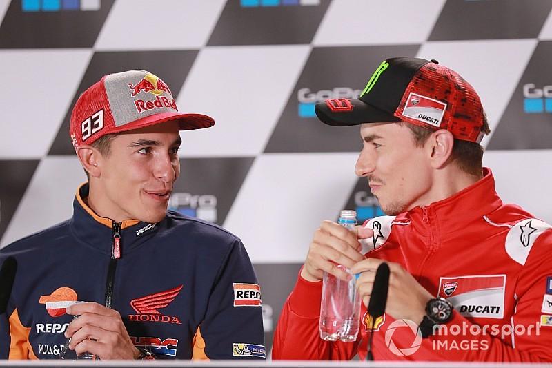 23 Januari, Honda perkenalkan Marquez-Lorenzo di Madrid