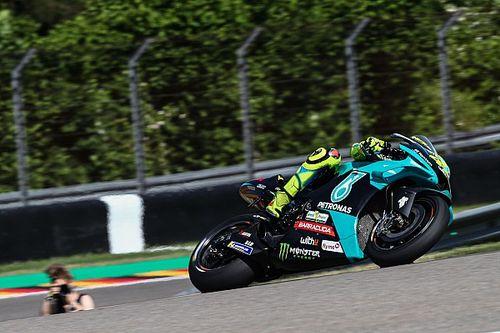 """Rossi: """"Correr para terminar el 16º tampoco me gusta a mí"""""""