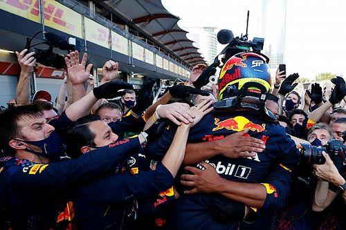 """تحليل السباق: كيف """"فاز"""" ثلاثة سائقين بسباق جائزة أذربيجان الكبرى؟"""