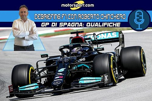 Podcast F1: Chinchero analizza le Qualifiche del GP di Spagna