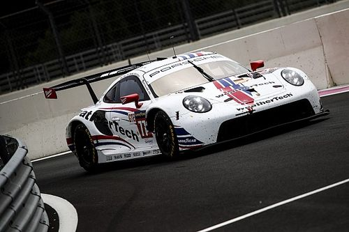 Le Mans: Vanthoor e Bamber sulla Porsche di MacNeil