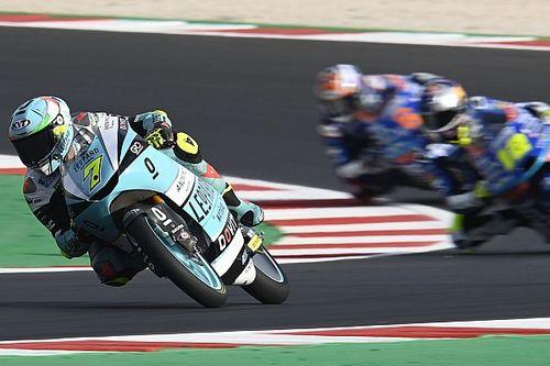 Misano Moto3: Foggia takes back-to-back wins after Fenati's crash