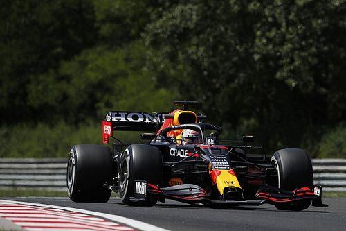Macaristan GP 1. antrenman: Verstappen, Bottas'ın 0.061 saniye önünde lider