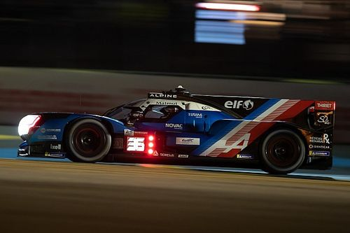 Le Mans 24h: Alpine splits the Toyotas in FP4