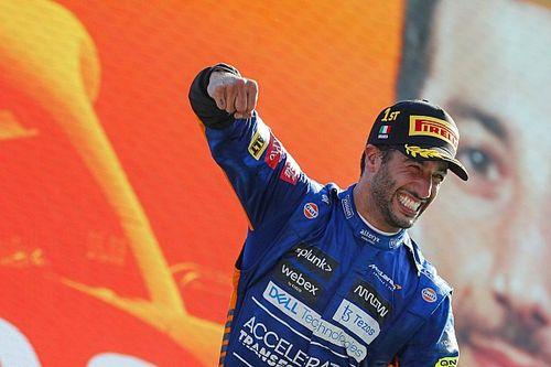 Por qué la pausa de verano fue lo que necesitó Ricciardo