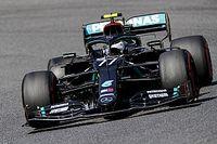 F1: Bottas lidera primeiro treino livre para o GP da Rússia marcado por batidas de Sainz e Latifi; Hamilton é 19º