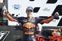 """Espargaro: """"Misano podyumu, KTM'in kendi evindeki galibiyetinden daha değerli"""""""