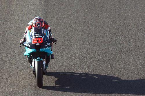 Cuántas vueltas lideró cada piloto en el MotoGP 2020