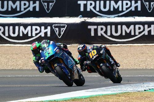 Endülüs Moto2: Bastianini serideki ilk galibiyetini aldı