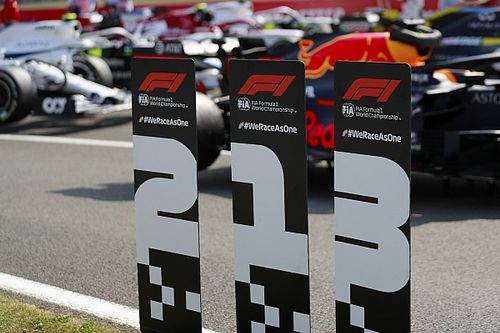 Ten things we learned from the F1 70th Anniversary Grand Prix