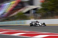 Онлайн. Гран При Испании. Третья тренировка